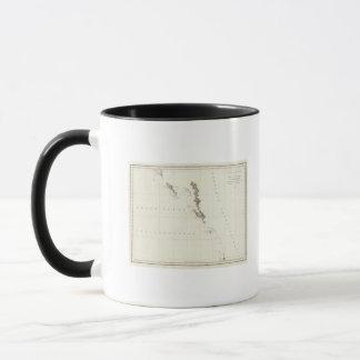 Colombie-Britannique, Washington, et l'Orégon Mug
