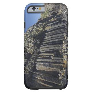 Colonnes de basalte par la caverne de Fingal, Coque Tough iPhone 6