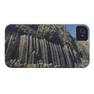 Colonnes de basalte par la caverne de Fingal, Coques iPhone 4 Case-Mate