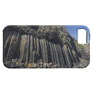 Colonnes de basalte par la caverne de Fingal, iPhone 5 Case