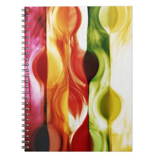 color dans motion #1 carnets