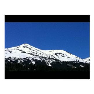Colorado Rockies - Breckenridge le Colorado Carte Postale