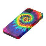 Coloré teignez en nouant l'iPhone 4 Casemate