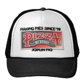 Colorez le logo, Joplin MOIS, faisant des tartes d Casquettes De Camionneur