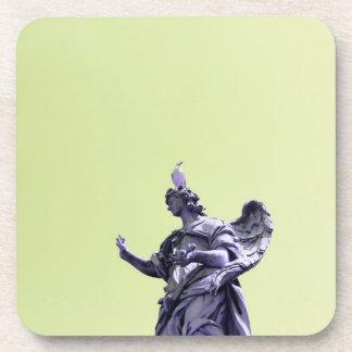 Colorez l'effet, photographie simple filtrée et dessous-de-verre
