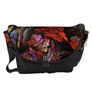 Colorez sac d'art abstrait d'harmonie le grand besaces