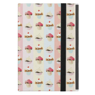 colorful cupcake coque iPad mini