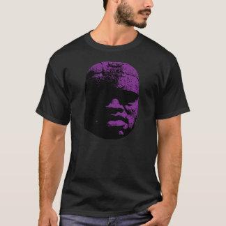 Colosse d'Olmec - pourpre T-shirt