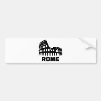 Colosseum de Rome Autocollant De Voiture