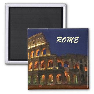 colosseum MAGNEgeratoT de Rome Magnet Carré