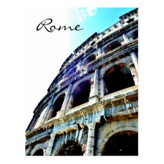 Colosseum, Rome, carte postale