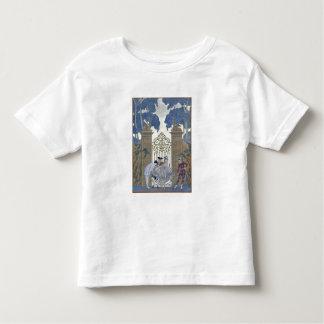 """Columbine, illustration pour des """"fêtes Galantes"""" T-shirt Pour Les Tous Petits"""