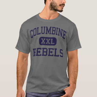 Columbine - rebelles - haut - Littleton le