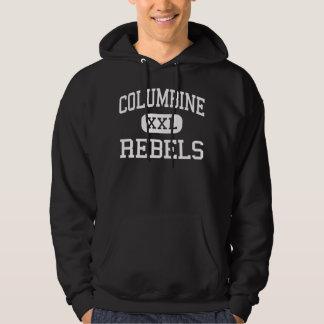 Columbine - rebelles - haut - Sunland la Sweats À Capuche