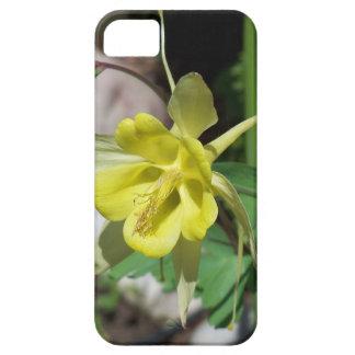 Columbines jaune coques Case-Mate iPhone 5