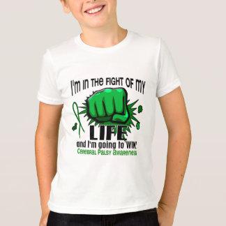 Combat de ma infirmité motrice cérébrale de la vie t-shirt