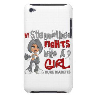 Combats de belle-mère comme le diabète de la fille étui iPod touch