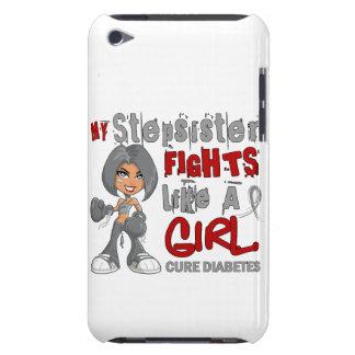 Combats de belle-soeur comme le diabète de la fill coque Case-Mate iPod touch