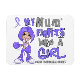 Combats de maman comme le Cancer oesophagien de la Magnet Rectangulaire