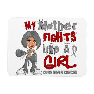 Combats de mère comme le cancer du cerveau 42 9 de magnets