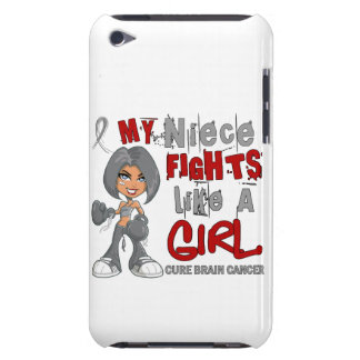 Combats de nièce comme le cancer du cerveau 42 9 d étui iPod touch