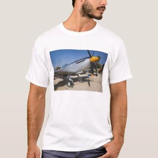 Combattant de construction anglaise de Spitfire T-shirt