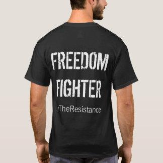 Combattant de liberté, T-shirt de #TheResistance