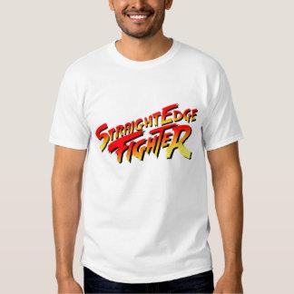 Combattant droit de bord t-shirts