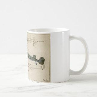 Combattant Me110 Mug