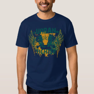 Combattant urbain t-shirt