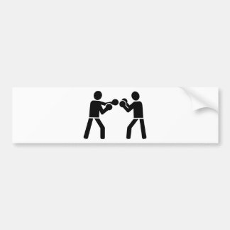 Combattants de boxe adhésif pour voiture