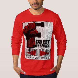 Combattez l'habillement de DopeNess de T-shirt de