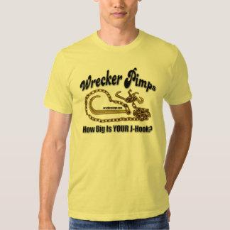 Combien grand est VOTRE crochet en J T-shirt