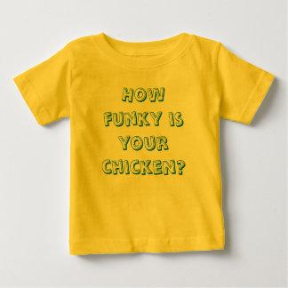 Combien lâche est votre bébé d'oie t-shirt pour bébé