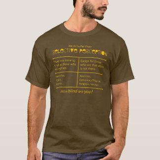 Combien les aveugles sont-ils vous ? t-shirt