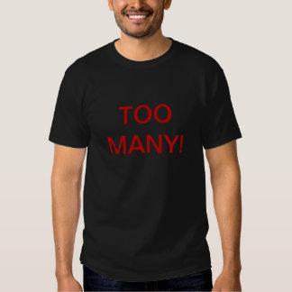 Combien ? t-shirts