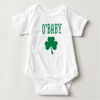 Combinaison chanceuse de charme de bébé de jour body