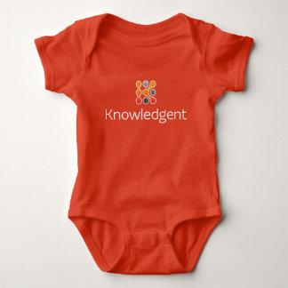Combinaison de bébé de Knowledgent Body