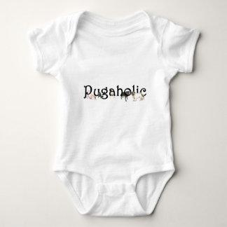 Combinaison de bébé de Pugaholic Body