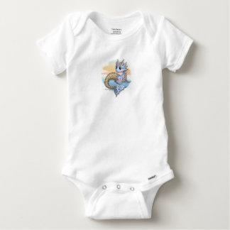 Combinaison de nourrisson de bébé de Merdragon de Body