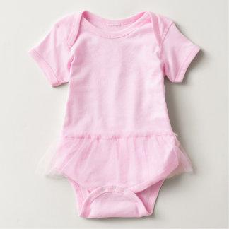 Combinaison de tutu de bébé body