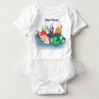 Combinaison de tutu de bébé de sommeil Merbaby Body