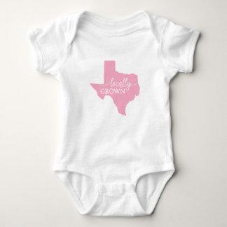Combinaison d'état du Texas, cultivée sur place Body
