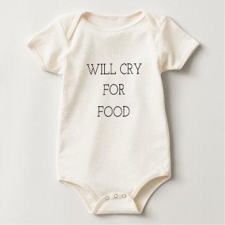 Combinaison drôle de bébé body