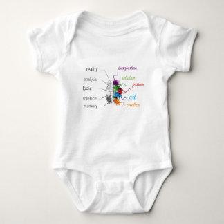 Combinaison du Jersey de bébé Body
