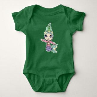 Combinaison du Jersey de bébé de Kellpi Body