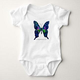 Combinaison en un seul morceau de papillon pour le body