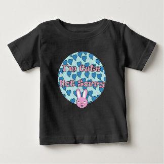 Combinaison mignonne de bébé de lapin t-shirt pour bébé