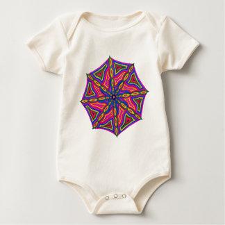 Combinaison organique faite sur commande de bébé body