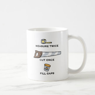 Comblez les lacunes mug